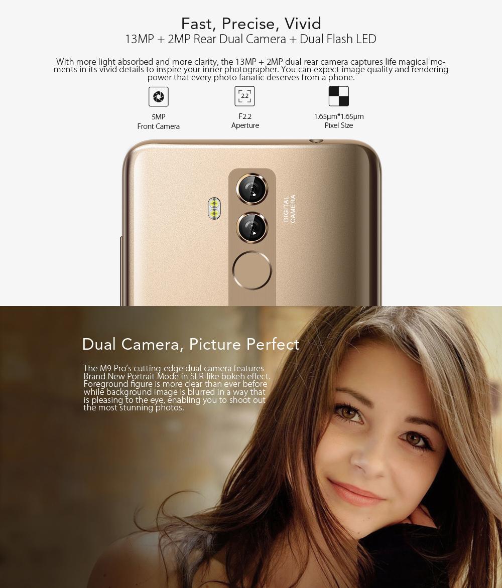 Discount Smartphone Leagoo M9 PRO