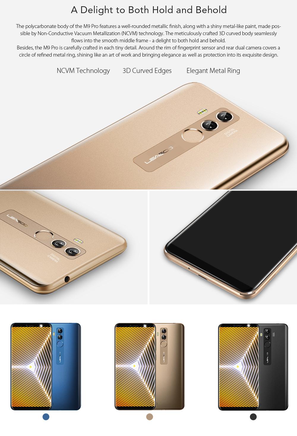 Promotion Smartphones Leagoo