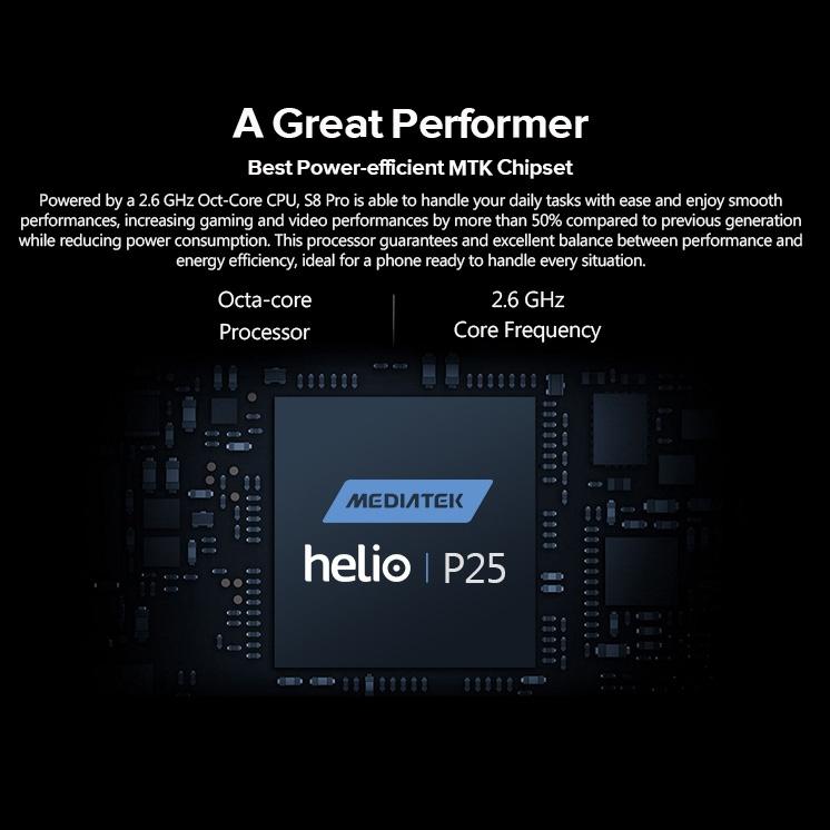 Promotion Leagoo S8 Pro