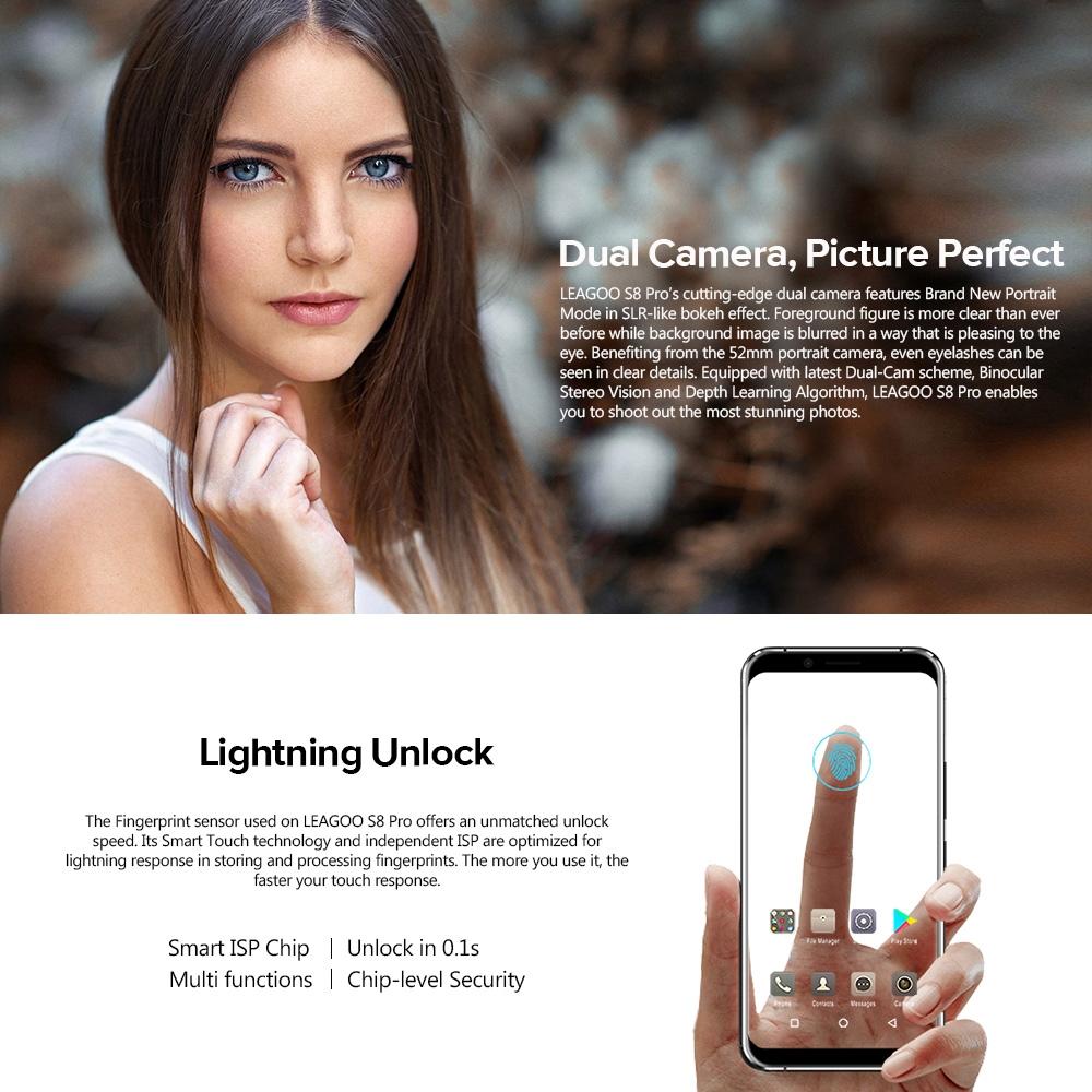Garantie smartphone Leagoo