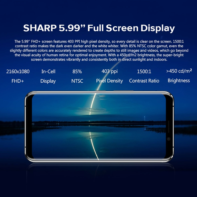 Promotion Smartphone Leagoo