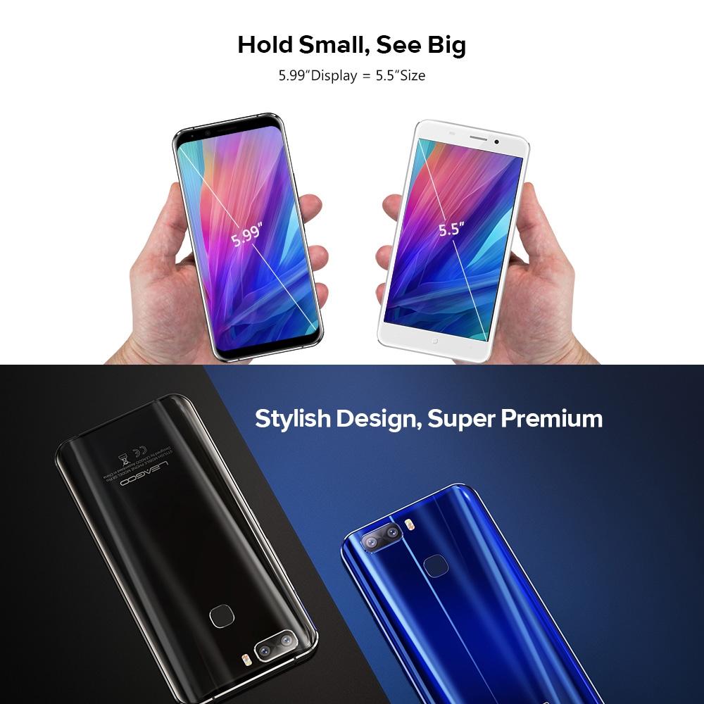 Soldes Smartphones Leagoo