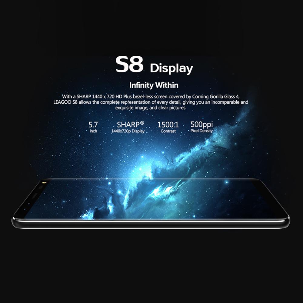 Smartphone Leagoo S8 discount