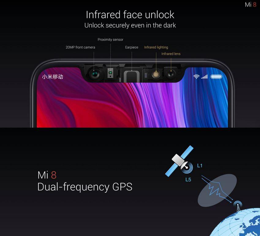 Discount Xiaomi Mi8