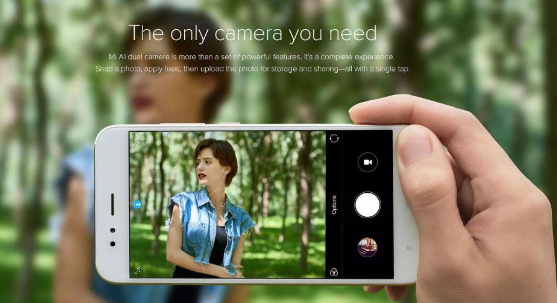 Acheter Xiaomi MI A1 pas cher