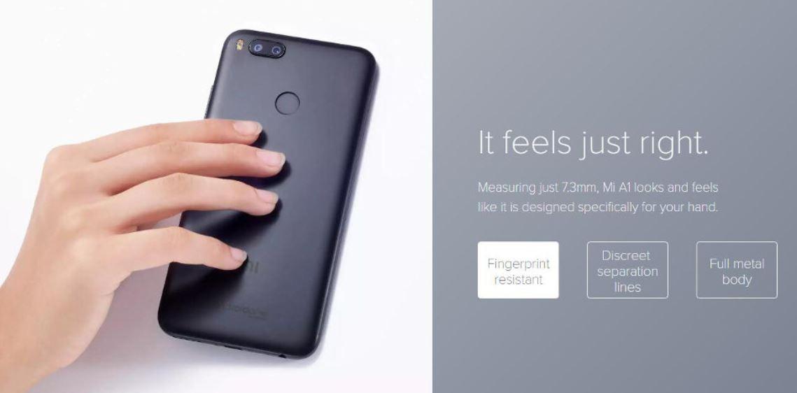 Réparer écran Xiaomi Mi A1