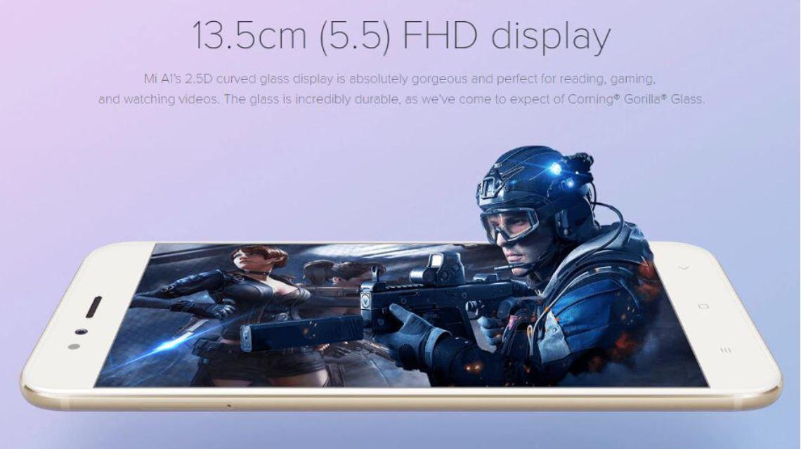 service après vente Xiaomi MI A1