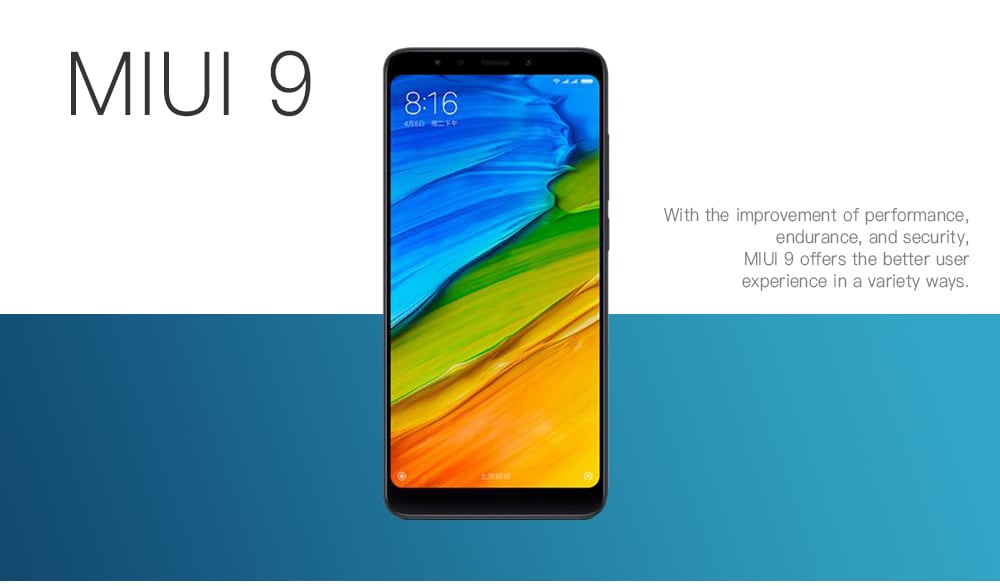 Promotion Redmi 5 xiaomi