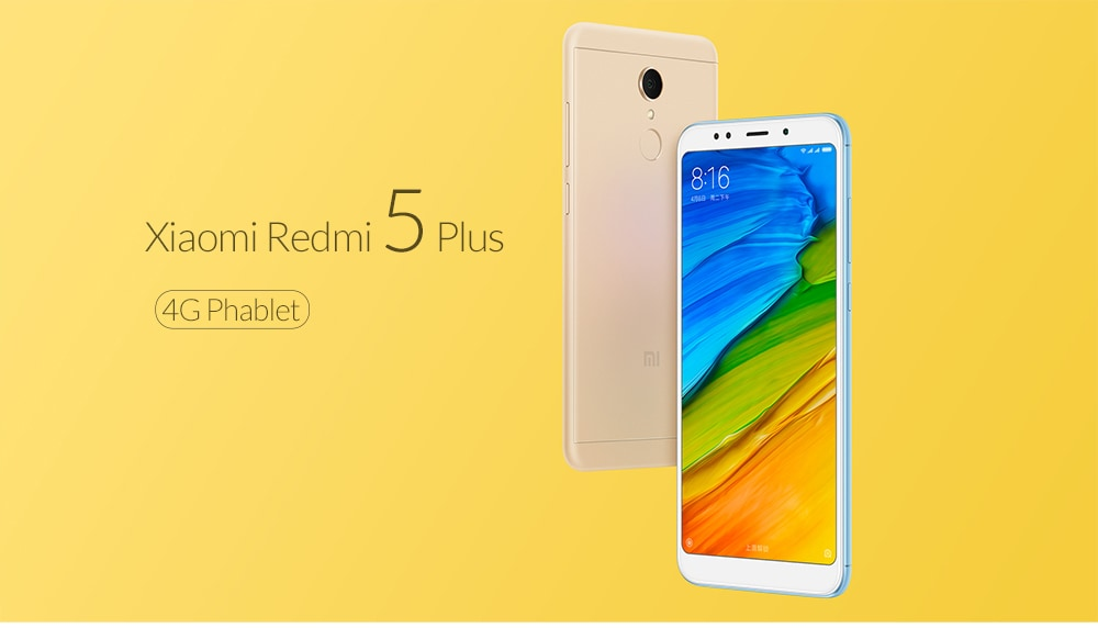 Discount Xiaomi Redmi 5 Plus