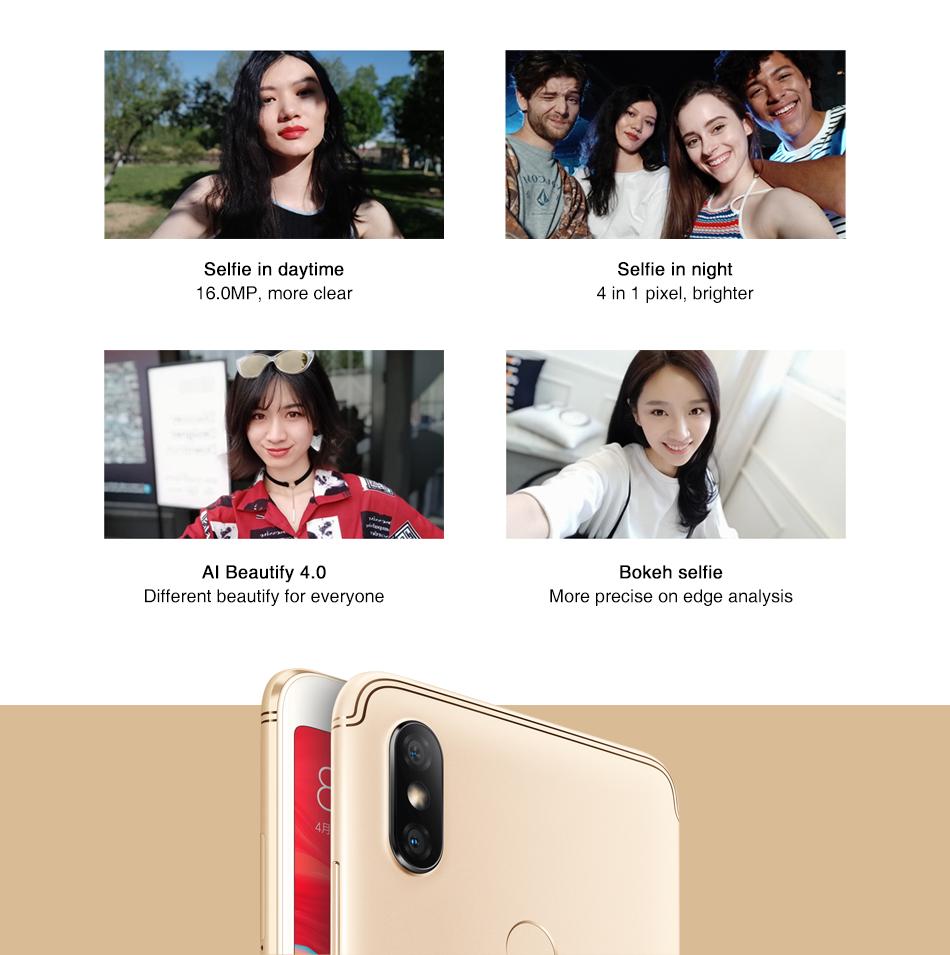 Xiaomi Redmi S2 pas cher