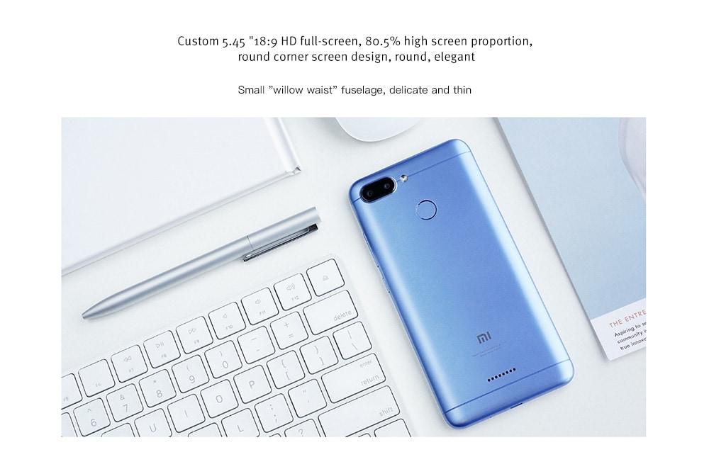 Discount Xiaomi Redmi 6