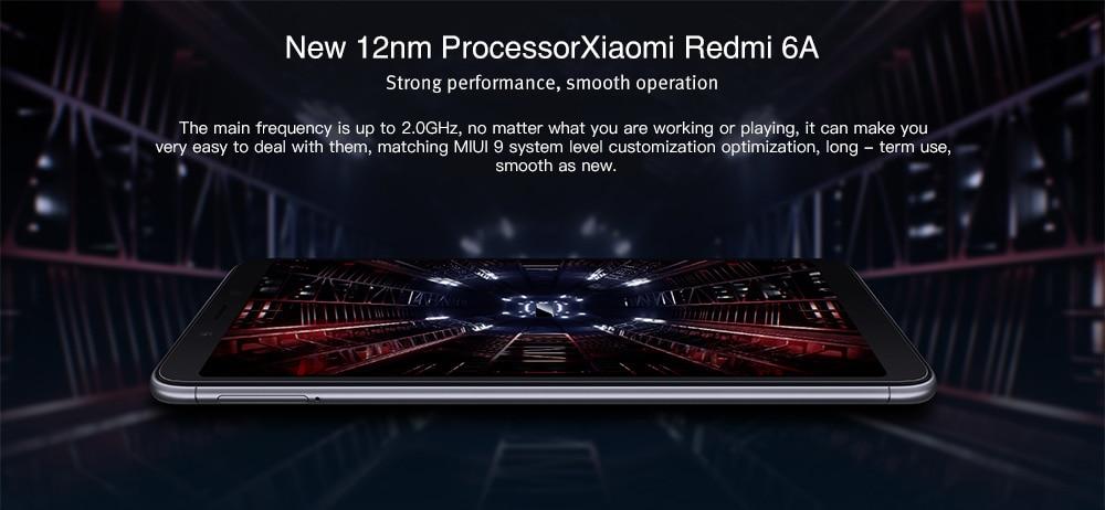 promotion xiaomi Redmi 6A