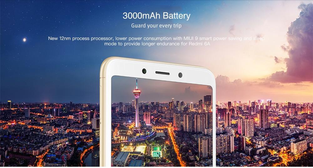 prix cassé Xiaomi Redmi 6A