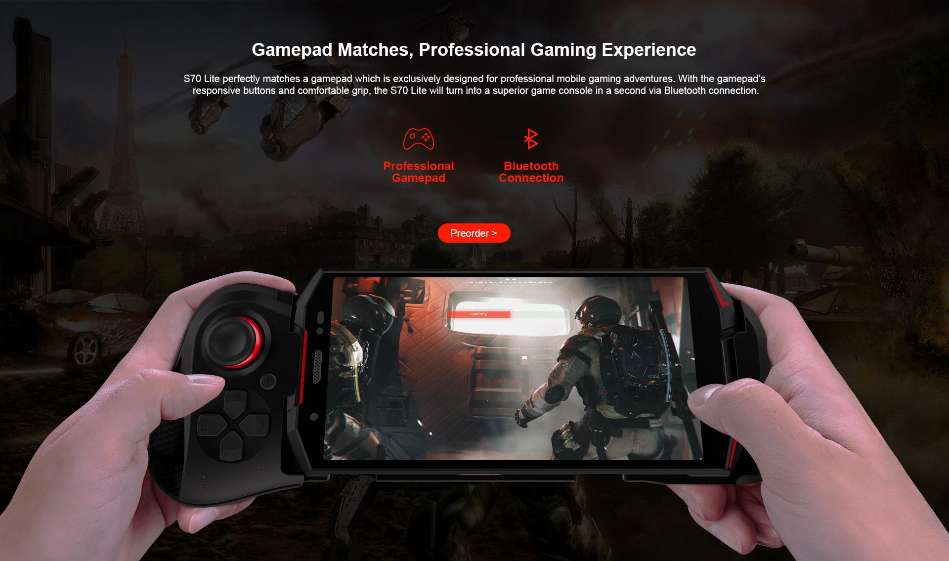 Gamepad S70 Lite