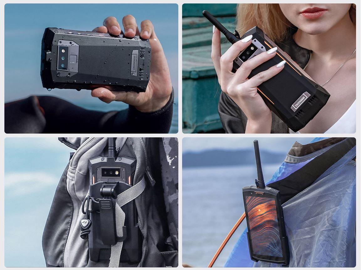smartphone Doogee S80 promotion