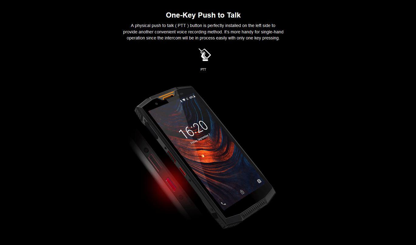 Smartphone Talkie Walkie