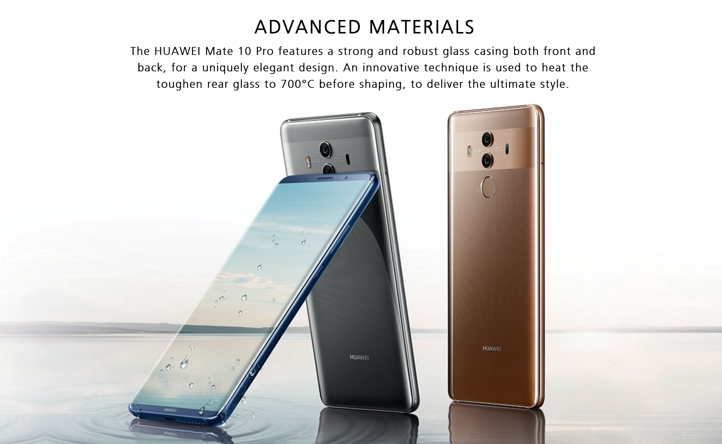 huawei mate 10 pro bleu 6 pouces neuf android 8 0 oreo. Black Bedroom Furniture Sets. Home Design Ideas