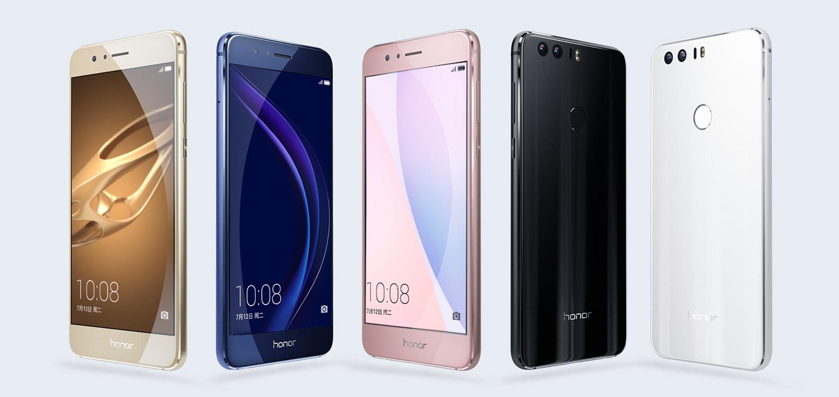 Smartphone Honor 8 pas cher