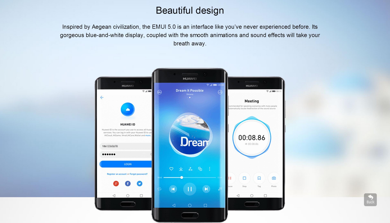 Smartphone Mate 9 Pro pas cher