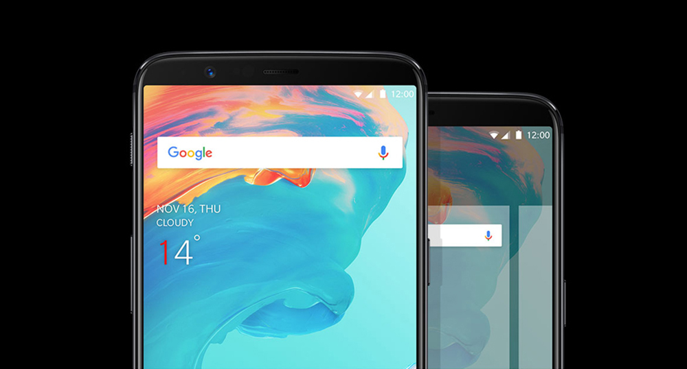OnePlus 5T Promotion