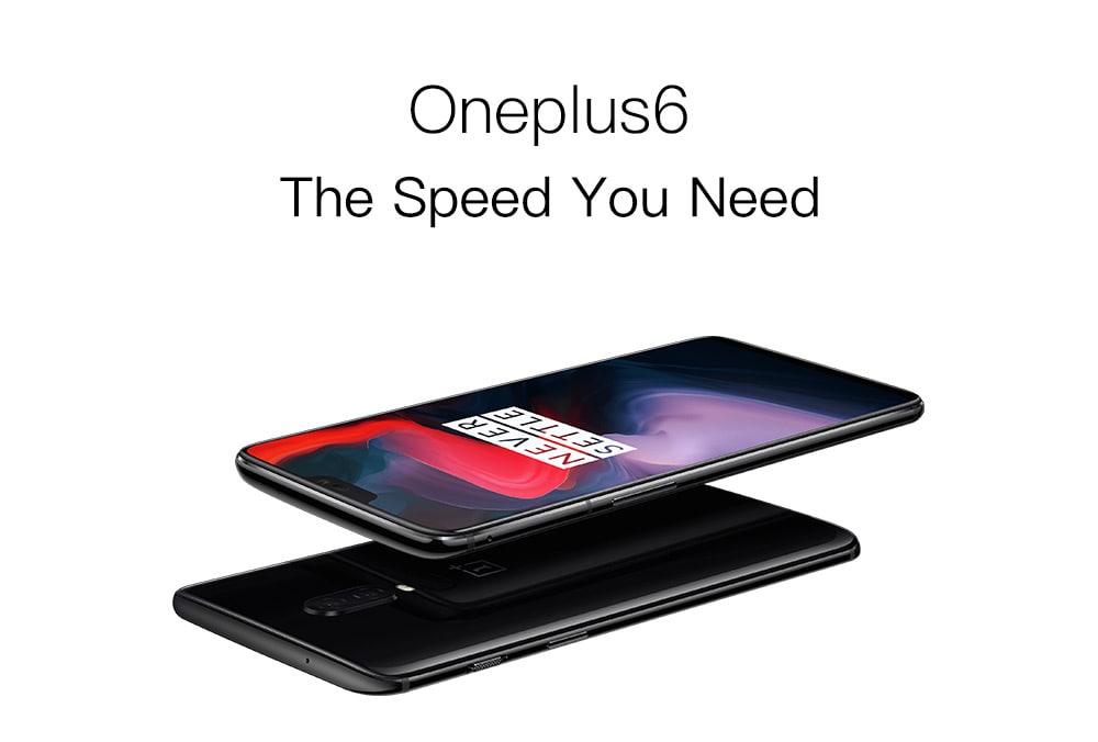 téléphone OnePlus 6 pas cher