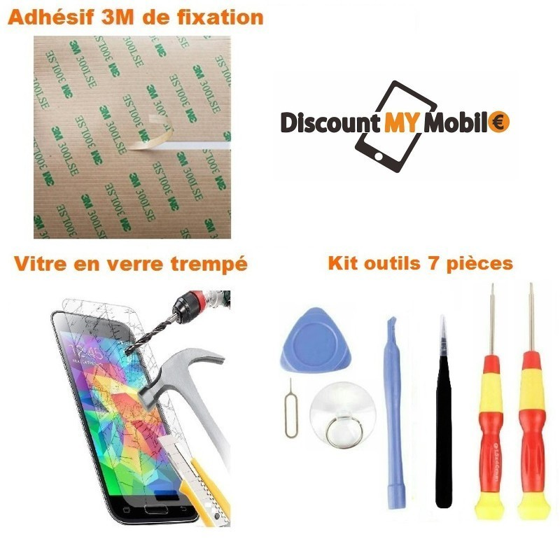Kit outils smartphone OFFERT