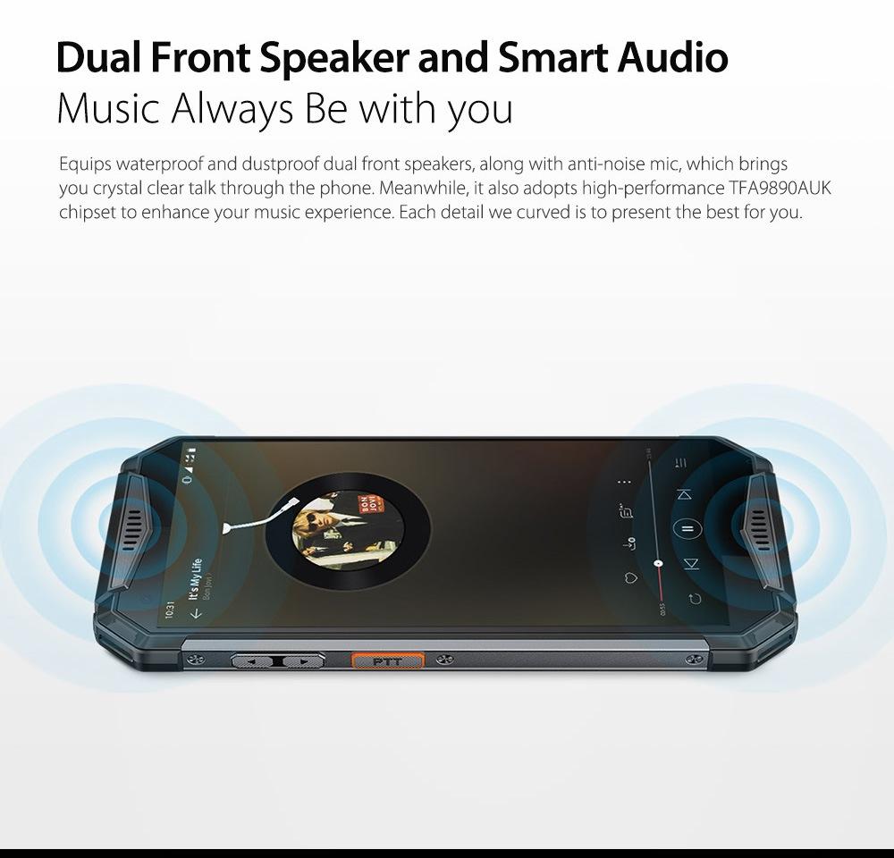 Smartphone Chinois Waterproof