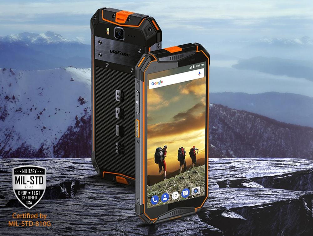 Acheter smartphone Ulefone Armor 3