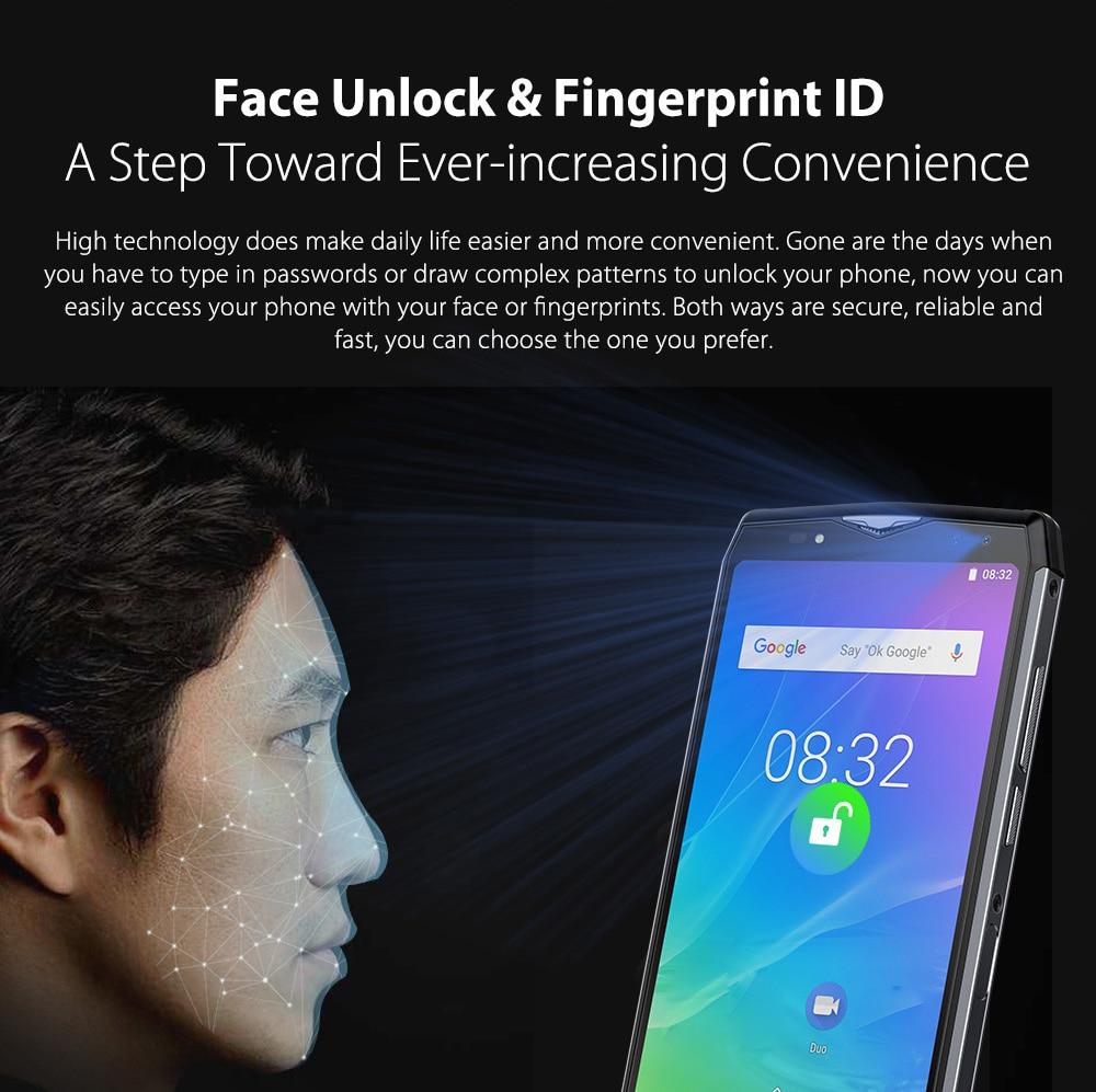 Offrir smartphone Ulefone pas cher