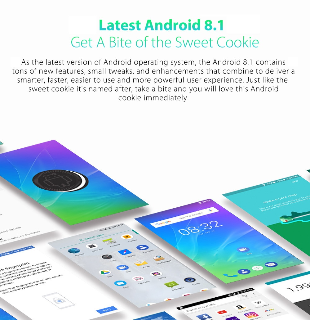 Smartphone Android Ulefone