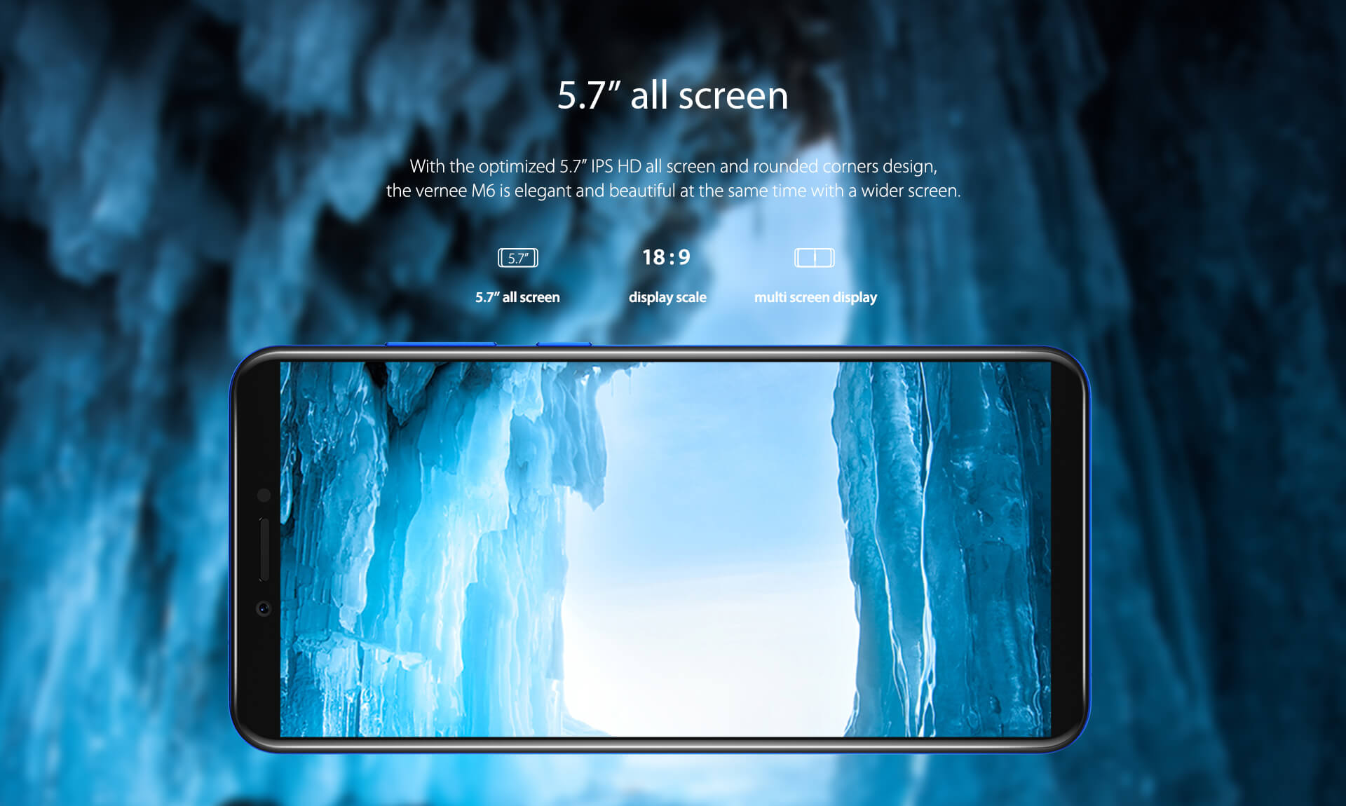 discount Smartphone Vernee M6