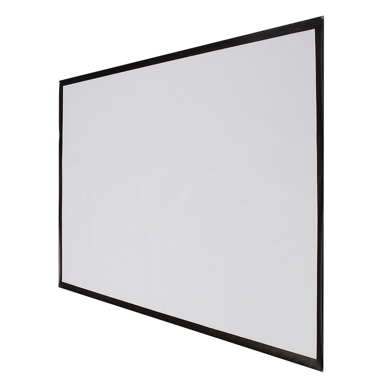 toile de projection pliable 100''
