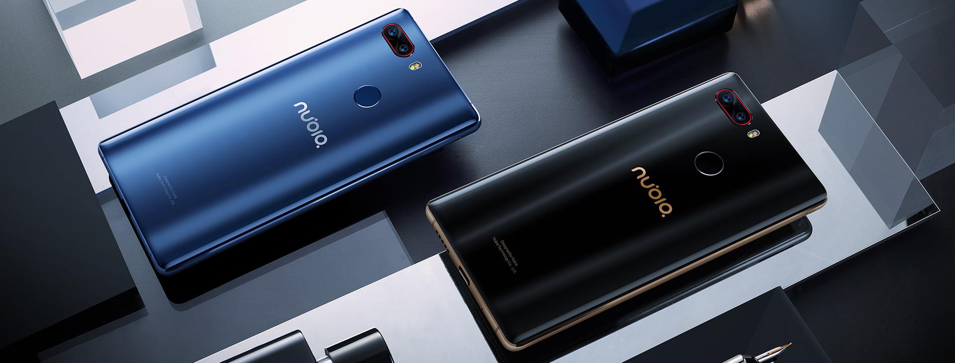 Promotion smartphone Nubia Z17S