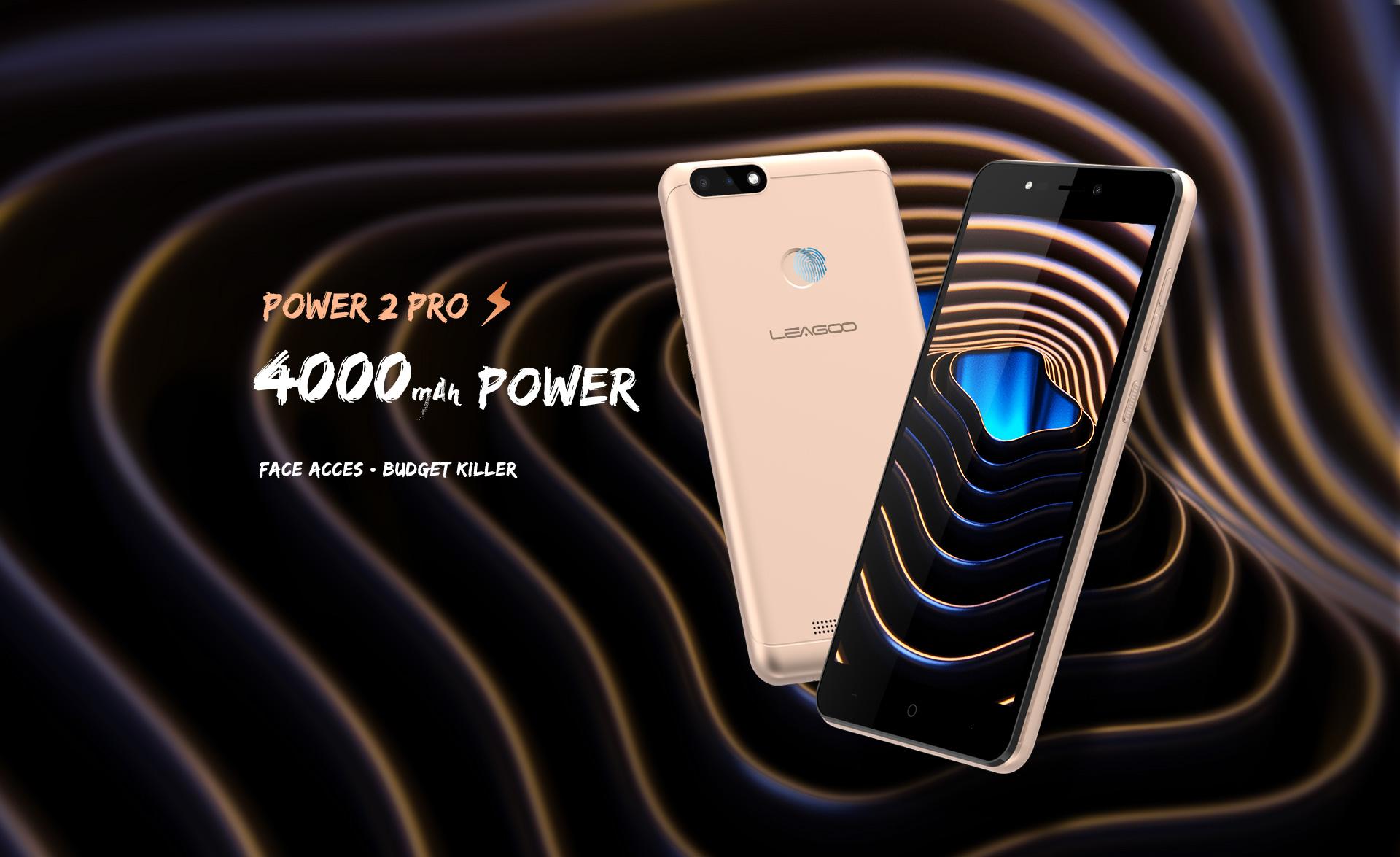 Acheter Leagoo Power 2 Pro