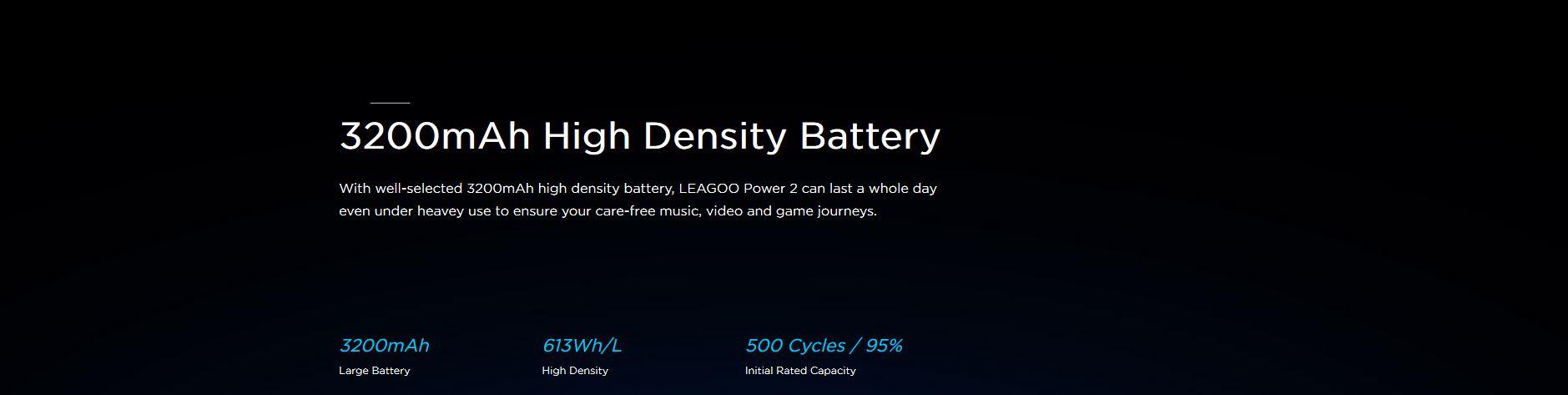 Offrir Leagoo Power 2