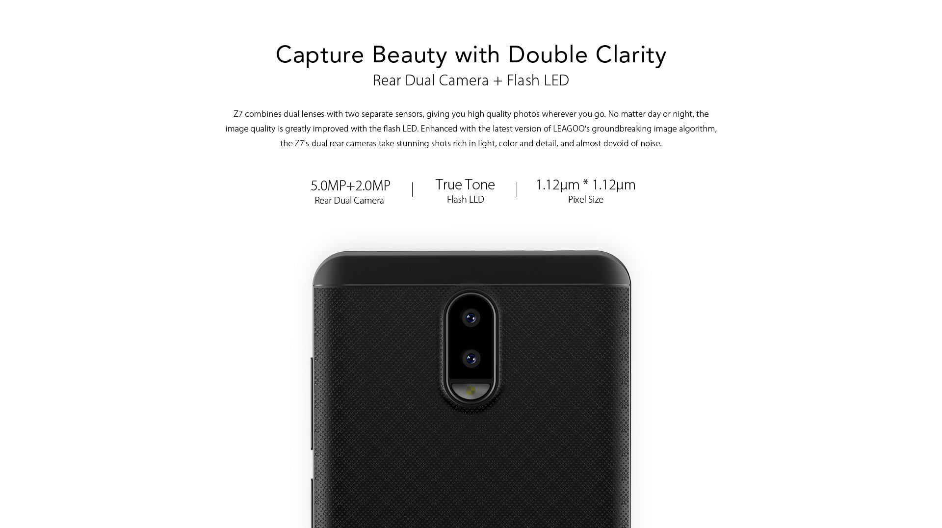 Discount Leagoo Z7