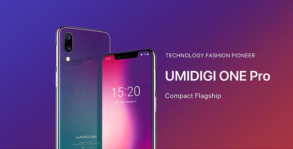 Umidigi One Pro disponible