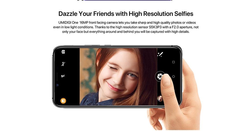 discount Umidigi One Pro