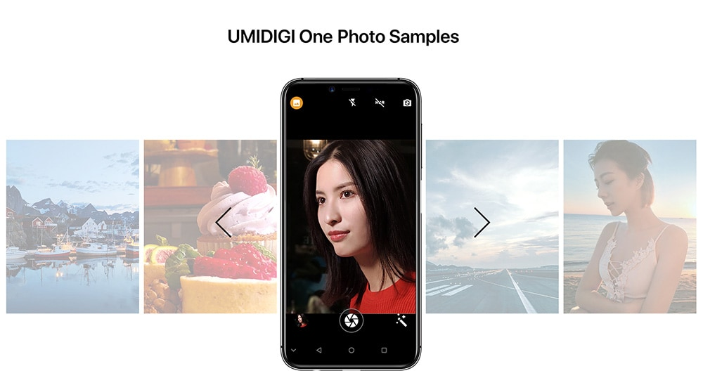 Promotion Umidigi One Pro