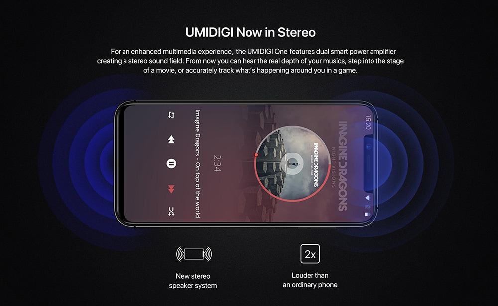 Offrir smartphone Umidigi One pro