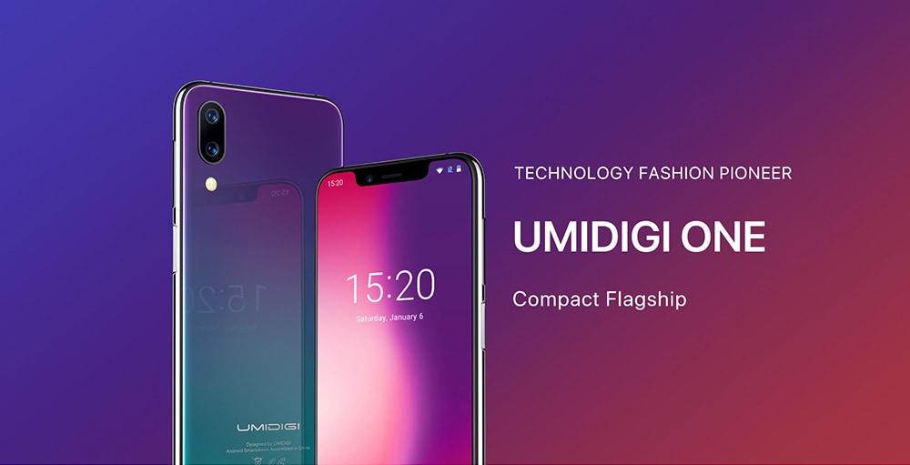 smartphone Umidigi One pas cher