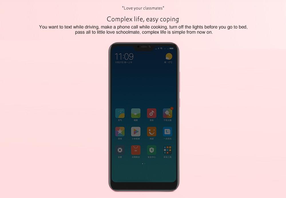 Xiaomi Redmi 6 Pro pas cher