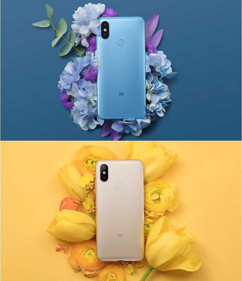 Smartphone Xiaomi Mi A2 discount