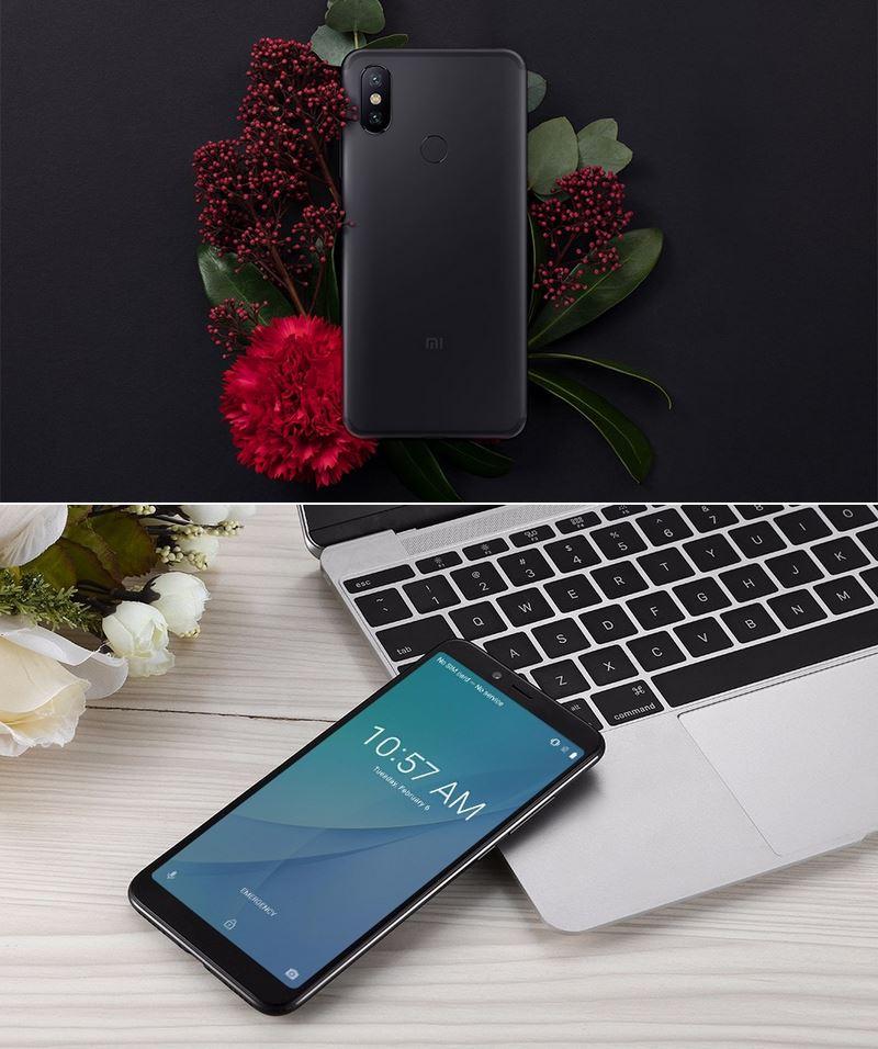 Smartphone Xiaomi Mi A2 promotion