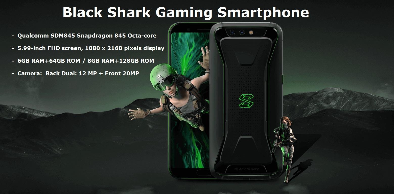 Xiaomi Blackshark Discount