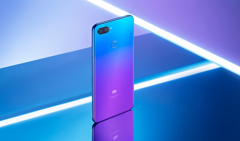 Xiaomi Mi 8 Lite meilleur prix