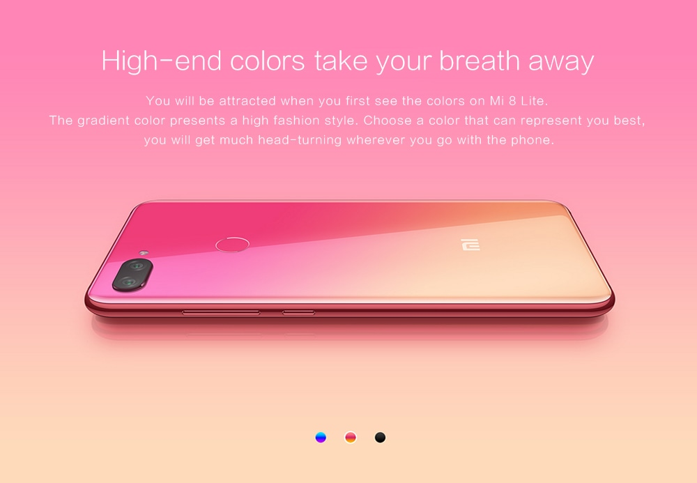 Acheter Xiaomi Mi 8 Lite