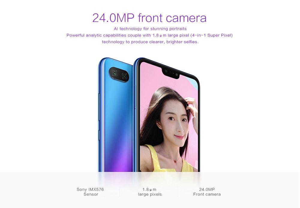 remise Xiaomi Mi 8 Lite