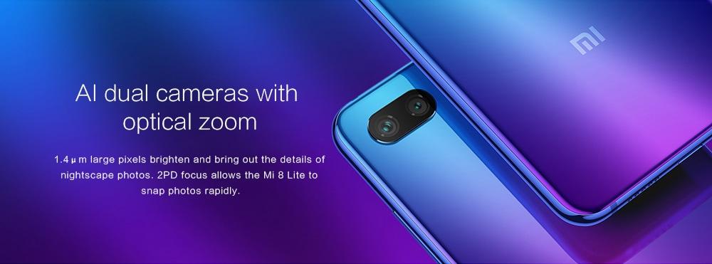 dépannage Xiaomi Mi 8 Lite