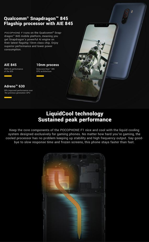 Xiaomi Pocophone pas cher